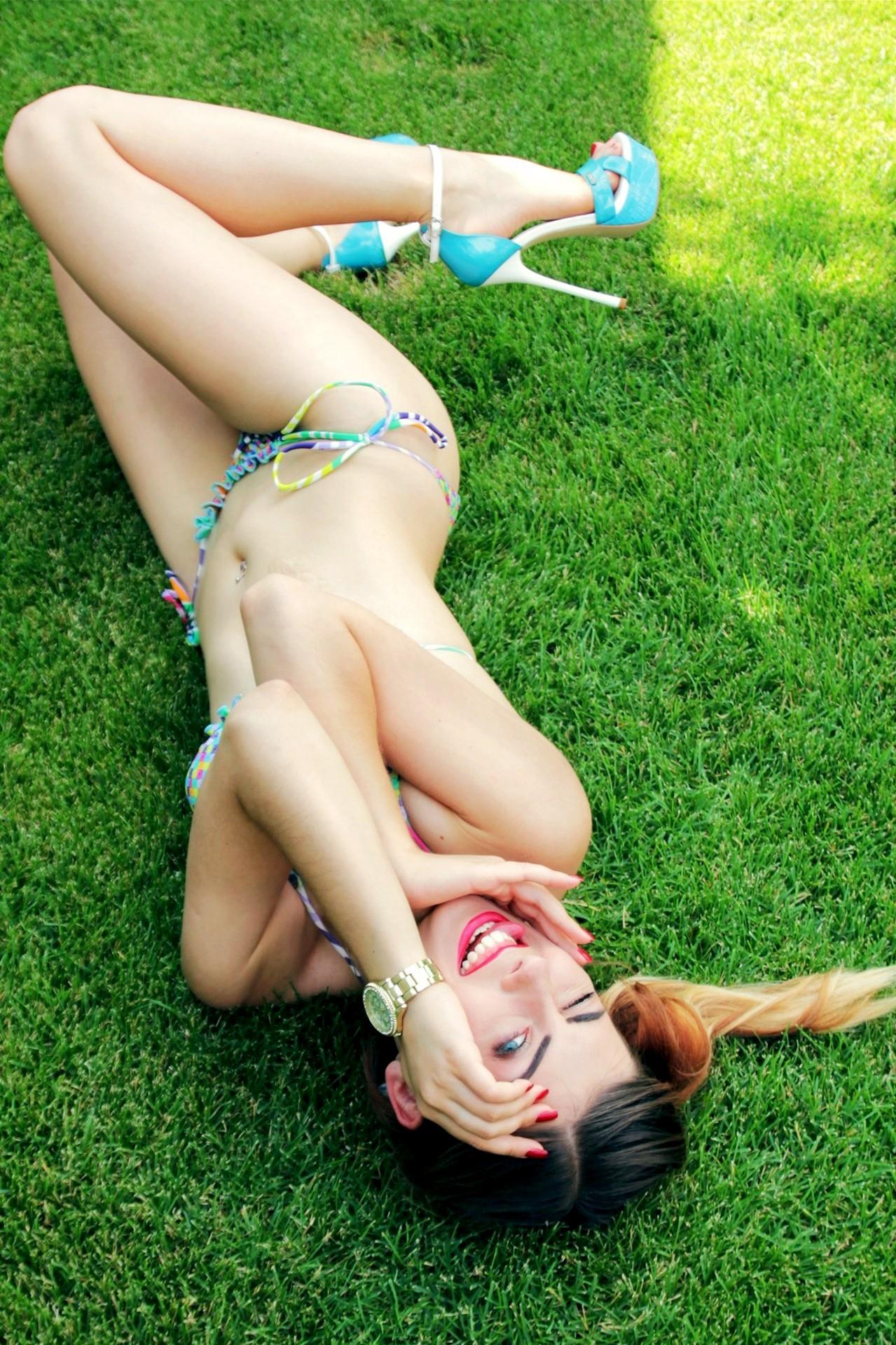 Russian Bikini Brides Alina