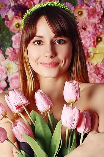Olga age 20