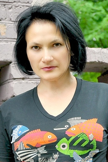 Olga age 42
