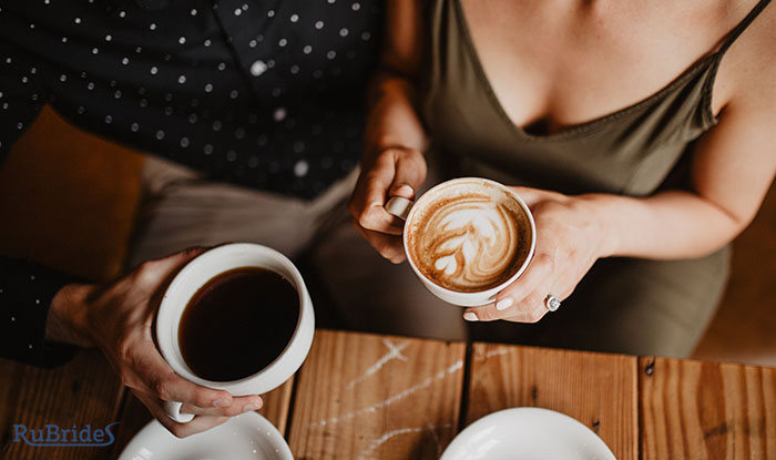 what to do on a coffee date